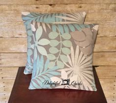 A personal favorite from my Etsy shop https://www.etsy.com/listing/502313595/gray-decorative-throw-pillows-safari