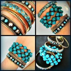 #fairtrade #jewelry #bracelets from Trades of Hope.