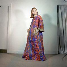#kaftan #dress Wilma Rudolph 1969 pin by #TheItalianGlam