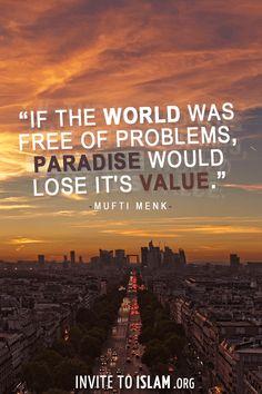 35+ Islamic Quotes On Paradise (Jannah)