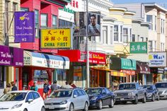 Clement Street: Chinatown in the Richmond District
