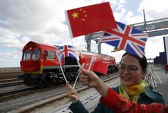 Officially...Archangel641's Blog: First direct train from Britain to China sets off ...