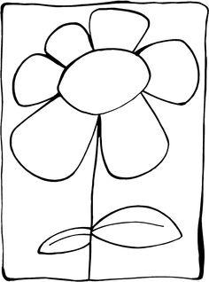 Dibujos para Colorear Naturaleza 14