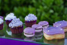 Yum! Desserts that represent your wedding colors #SecretsSilversandsRivieraCancun #Mexico #DestinationWedding