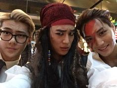 28 Magnificent celebrity costumes from SM Town's 2015 Halloween party