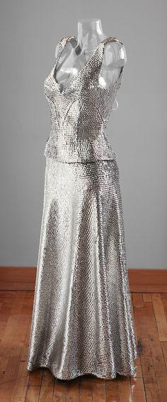 Thumbtack dress