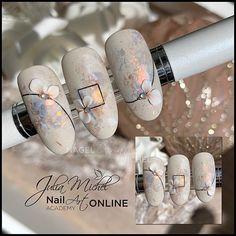 70 Simple Winter Nail Art Ideas for Short Nails 3d Nails, Cute Nails, Pretty Nails, Best Acrylic Nails, Acrylic Nail Art, Winter Nail Art, Winter Nails, Nail Art Designs, Nail Art Wheel