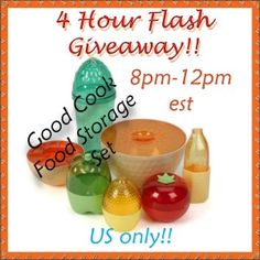 #win Produce Keeper! 4 Hour Flash- Ends at midnight! TWO winners!