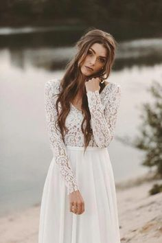 hairstyles boho Wedding Dresses grace to stunning dress designs. Wedding Dresses grace to stunning dress designs. vintage wedding dresses lace number 4663972997 pinned on this day 20190318 Wedding Dress Black, Most Beautiful Wedding Dresses, Western Wedding Dresses, Cheap Wedding Dress, Stunning Dresses, Bridal Dresses, Vintage Boho Wedding Dress, Dress Vintage, Event Dresses