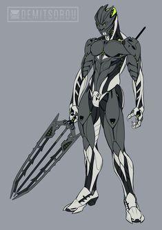 ArtStation - Takanuva Evolution, Demitsorou V Superhero Characters, Sci Fi Characters, Warframe Characters, Alien Concept Art, Armor Concept, Cyberpunk Character, Cyberpunk Art, Character Concept, Character Art