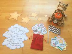 Materialwiese: Lernentwicklungsgespräche in der Grundschule
