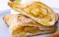 Pour un dessert fruité et facile à faire, découvrez une recette de pompe aux pommes. Ce délice va vous régaler.