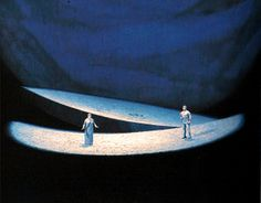 """ Götterdämmerung "" Vorspiel 1963 staged by Wolfgang Wagner Set Design Theatre, Stage Design, Pop Up Art, Stage Set, Scenic Design, Classical Music, Installation Art, Staging, Lighting Design"