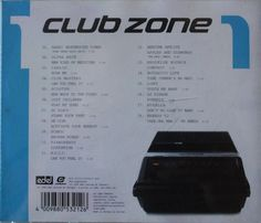 Various - Club Zone 1 (CD) at Discogs