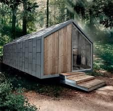 Mobile home by Hangar Design Group