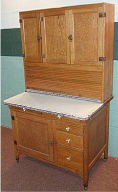 How Much Is An Oak Hoosier Cabinet Worth?