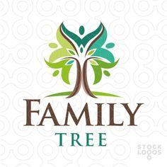 Sold Logo: Family Tree | StockLogos.com