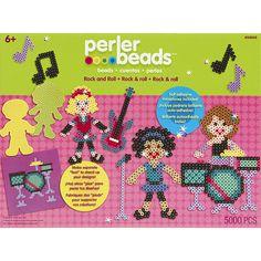 Rock & Roll Perler Activity Kit