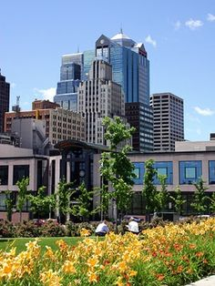 Source: Flickr  Downtown Kansas City, Missouri.