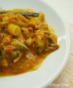 Sri Lankan Mushroom curry recipe