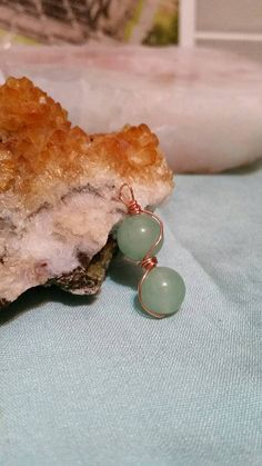 Green Aventurine Wire Wrapped Pendant at https://www.etsy.com/listing/267142606/green-aventurine-wire-wrapped-pendant