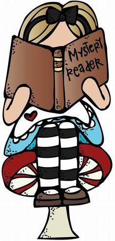 Cartoon Clip, Cute Cartoon, Book Clip Art, Girl Clipart, School Clipart, Classroom Decor, Alice In Wonderland, Cute Pictures, Detective