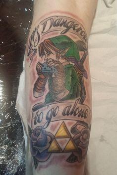 Tattos Nerds para se inspirar! | Nerd Da Hora