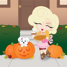 #minimarilyn  I love to bake pies...happy thanksgiving