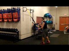25 Minute TRX Suspension Training Total Body Workout:  Intermediate TRX ...