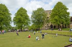 Knaresborough Castle and Museum events Museums Family Fun day Saturday 28th May