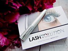 Testy i recenzje Eweliny: LashVolution - Serum pobudzające wzrost rzęs