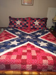 Another Confederate Flag by Tammie Roberts.