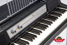 """The perfect example of a stock Wurlitzer electric piano, the 200 / 200a models are the industry standard when you need the classic Wurlitzer sound. Always in tune, always spot on, nothing emulates the true bite and tone of a Wurly!  Onboard speakers 1/4"""" stereo headphone jack 1/4"""" line out legs, sustain pedal and music rack"""
