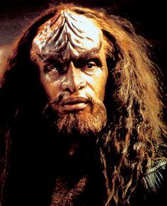 Kurn; played by Tony Todd (Star Trek Deep Space Nine)