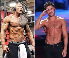 Dwayne Johnson and Zac Efron to Star in the Baywatch Reboot ...
