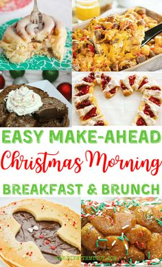 Christmas Breakfast Casserole, Christmas Morning Breakfast, Christmas Brunch, Christmas Desserts, Christmas Baking, Simple Christmas, Christmas Treats, Christmas Cookies, Holiday Fun