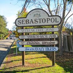 California town of Sebastopol will require solar panels on all new homes