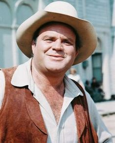 Dan Blocker, actor 1928-72