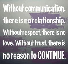 QUOTES ABOUT NO TRUST IN RELATIONSHIPS image quotes at relatably.com