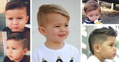 Whether you want your child to look like a little man, or simply make his hair steal the show with cuteness, these baby boy haircuts can't go wrong.