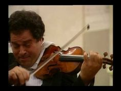 Itzhak Perlman plays Tchaikovsky Violin Concerto 3 mov HQ -  Just watching his expressions is enough to watch again and again. One of the best violinist at the time!