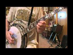 Starting Bluegrass Banjo Demo - Cripple Creek About bluegrass banjo Tuning Bracing fingers on the pot About picks Names of fingers About rolls Full DVD avail...