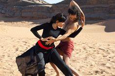 """Paris Filmes apresenta """"O Dançarino do Deserto"""" - Cine Planeta"""