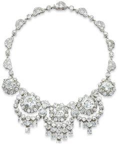 Renee Boivin: Vintage Diamond Necklace
