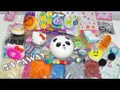 GIVEAWAY (Aperto)! 30.000 Iscritti ! Tanti Regali - Squishy, Popin' Cookin', Hama Beads..ecc ! - YouTube