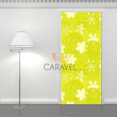 Παιδικό Αυτοκόλλητο Πόρτας με λουλούδια Home Decor, Decoration Home, Room Decor, Home Interior Design, Home Decoration, Interior Design
