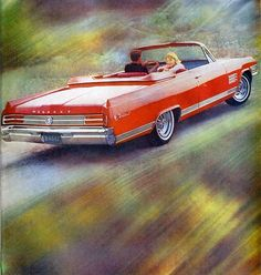 Wildcat By Buick 1964.