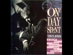 """""""I Wish You Love"""" by Charles Trenet and Albert A. Beach, sung by Australian jazz legend Vince Jones, from his 1990 album """"One Day Spent"""" (EMI: CDP . I Wish, One Day, You Videos, Singing, Album, Love, Friends, Youtube, Movie Posters"""