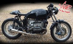 Jack's BMW Cafe Racer looks simply gorgeous! The bike has a VonZeti T92 Subframe and a T67 Seat. Thanks for the photo, Jack!! And by the way, your fixing plate is going in the post!