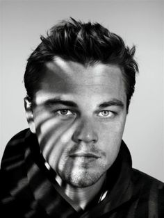Leonardo DiCaprio.  Great actor and environmentalist.